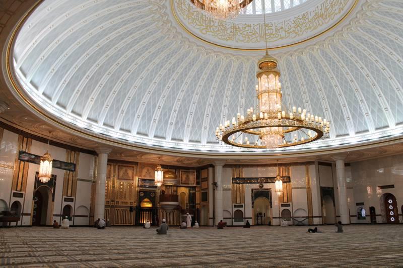 Masjid Road Trip: Masjid Jame Asr Hassanil Bolkiah à Brunei