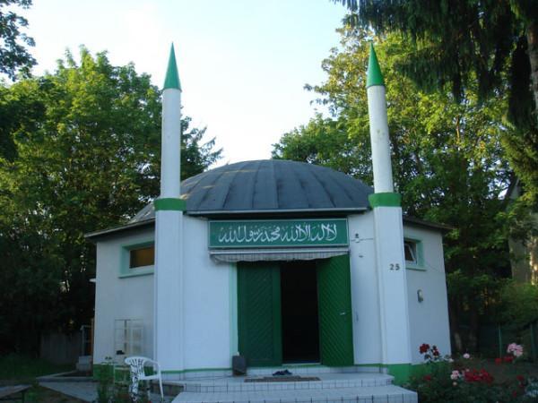 Mosquée du jour: Francfort en Allemagne