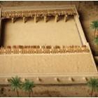 Miniature de la mosquée du prophète saw