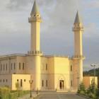 Une mosquée à Tirana en Albanie