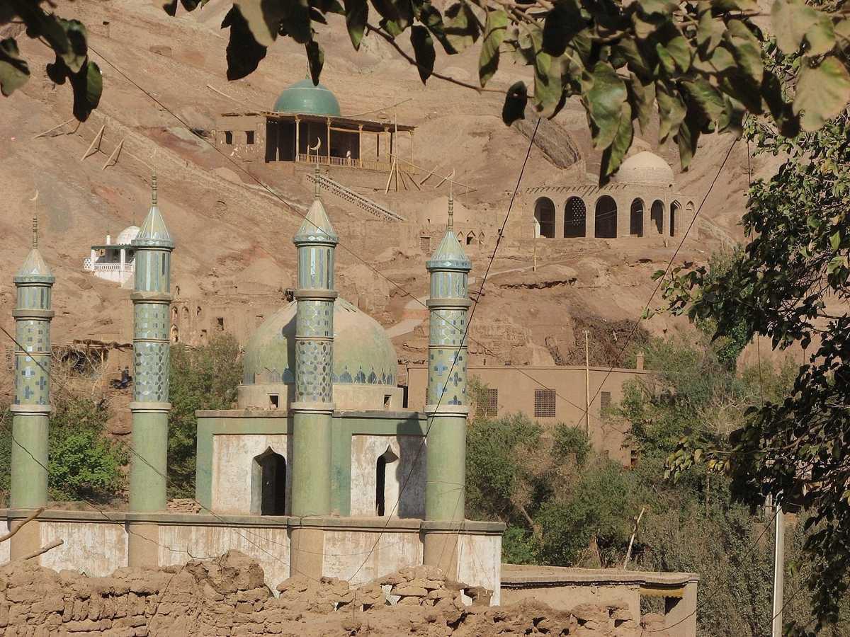 Plusieurs mosquées à Turpan
