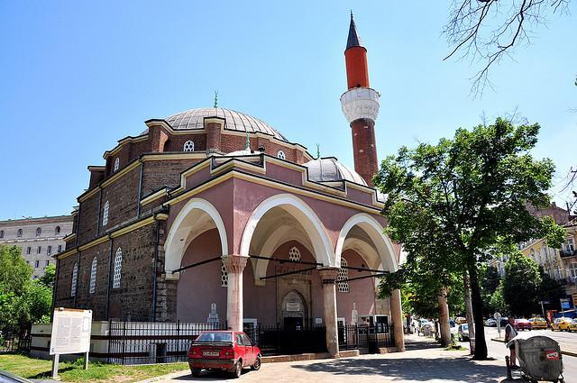 La mosquée de Sofia en Bulgarie
