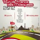 Affiche officielle du Tour de France des mosquées