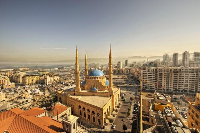 Mosquée du jour: un style turc à Beyrouth