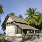La première mosquée des Maldives
