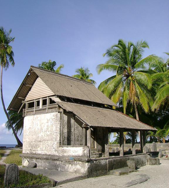 Mosquée du jour: la première des Maldives