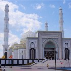 la grande mosquée de Astana Kazakhstan