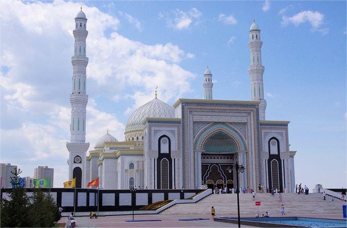Mosquée du jour: Astana au Kazakhtan
