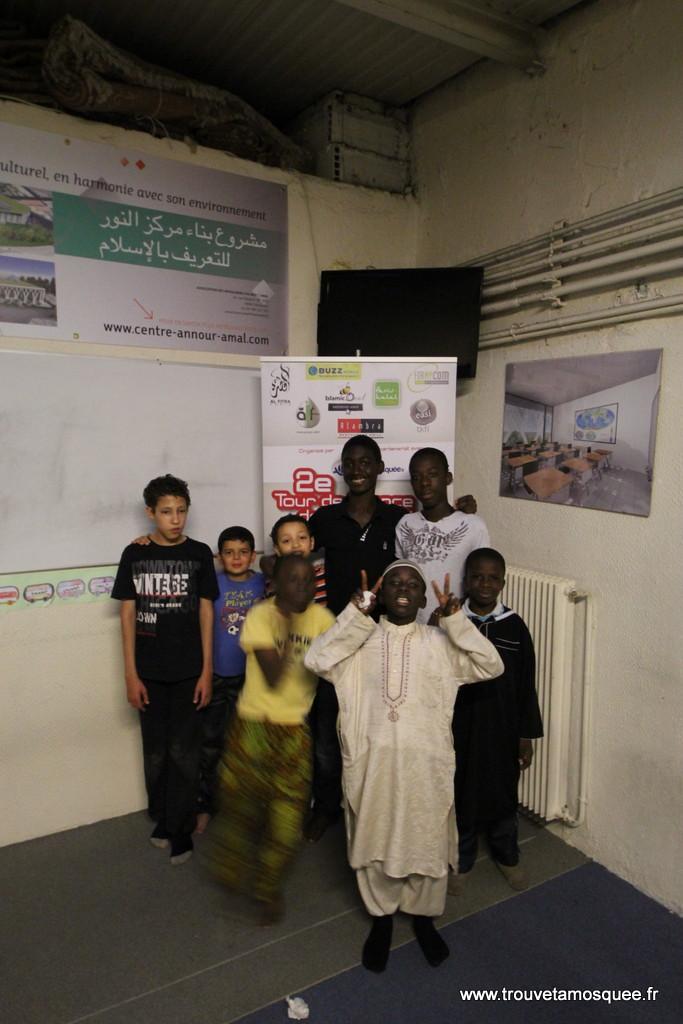 Les enfants de la mosquée
