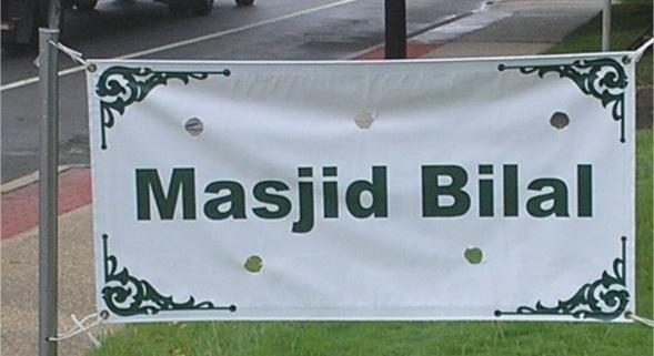 Farmingdale temple juif transforme en mosquée