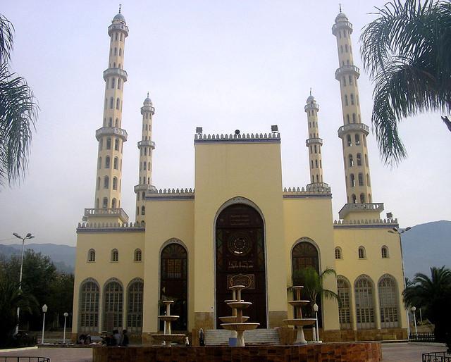 une mosquée enalgé