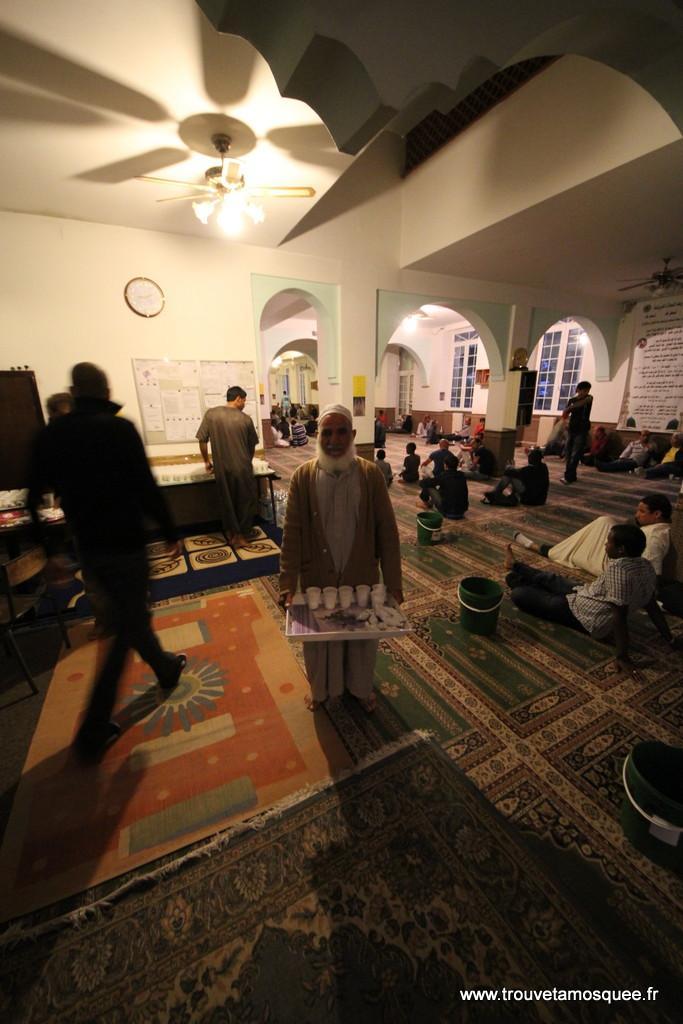 le guide musulman horaire de priere