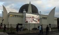 Inauguration de la Grande Mosquée de Strasbourg, Manuel Valls gâche la cérémonie