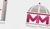 Le nouveau logo de la mosquée du Mirail à Toulouse, à vous de choisir
