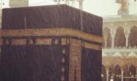 Mosquée du jour: Al Haram sous la pluie