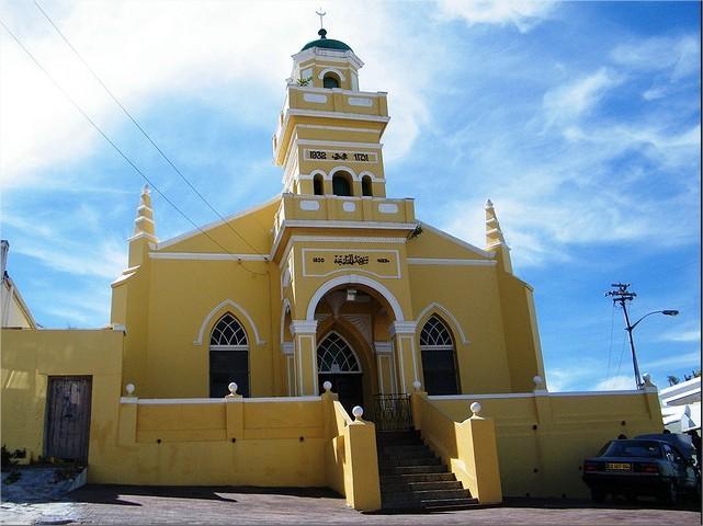 mosquee bo kaap afrique du sud Mosquée du jour: Bo Kaap en Afrique du Sud