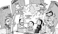 Charlie Hebdo continue à cracher sur les musulmans
