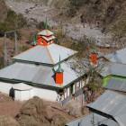Une mosquée au Cachemire