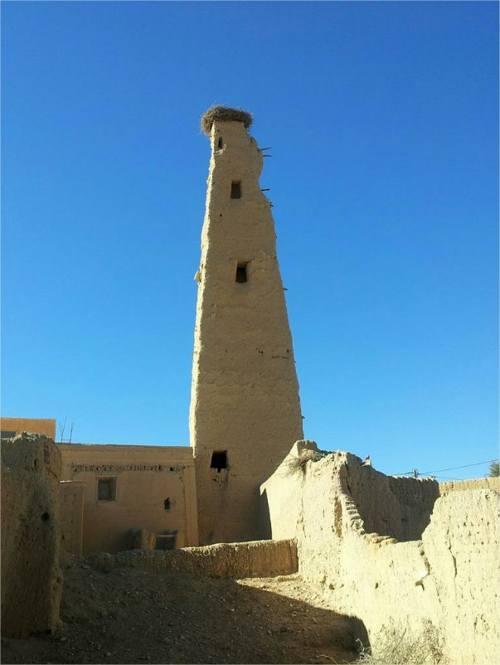 Ancienne mosquee de outate El Haj