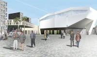 La grande mosquée de Marseille selon ACAU