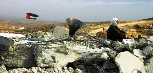 Mosquée détruite palestine