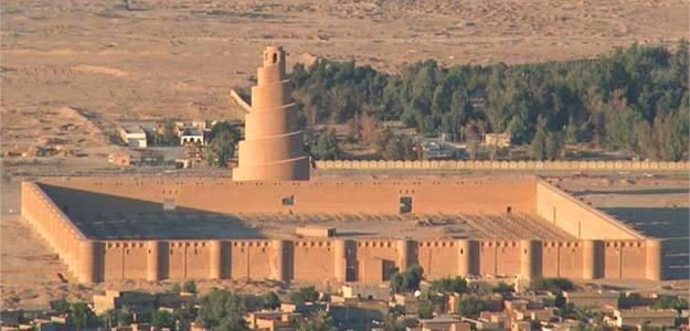 La grande mosquée de Samarra