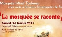 Trouve ta mosquée en conférence à la mosquée Mirail Toulouse