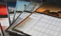Le calendrier des mosquées, un moyen de collecte