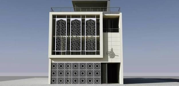 Projet de la mosquée Essalam Lyon