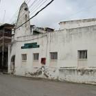 Une ancienne mosquée Manbasa au Kenya