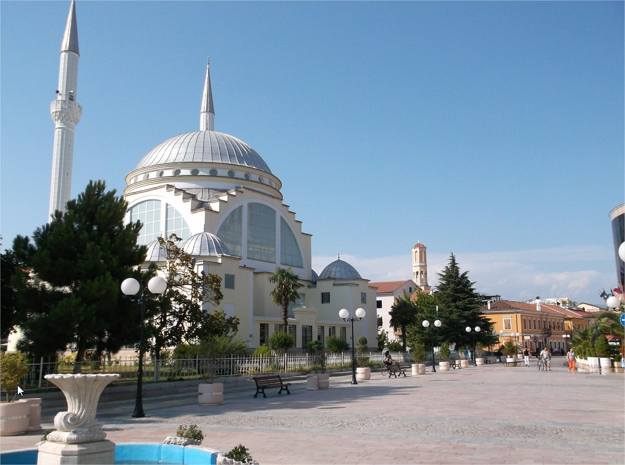 Shkoder Mosque, Albania  Flickr partage de photos! - Google Chrome