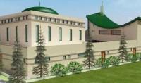 La grande mosquée de Bussy-St-Georges se construit doucement mais sûrement