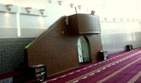 La mosquée de Créteil, l'une des plus grandes de France