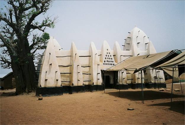 mosquee-ghana