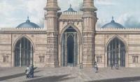 Les minarets oscillants de la mosquée de Sidi Bashir