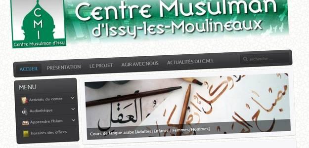 Accueil - Centre Musulman d'Issy-les-Moulineaux - Google Chrome