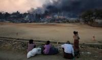Birmanie : une mosquée construite en 1810 brulée par des bouddhistes