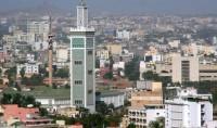Mosquée du jour: le minaret de Dakar