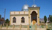 Mosquée du jour: Tamchy au Kyrgyzstan