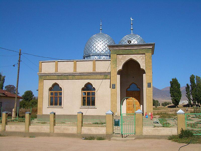 mosquee-du-jour-tamchy-Kyrgyzstan