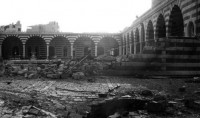 Syrie: la mosquée Ibn Khalid al-Walid de Homs sous les bombes