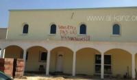 Châteaudun: une mosquée vandalisée