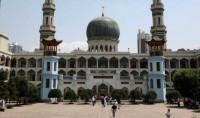 Il était une fois dans l'Ouest, la mosquée de Dongguan