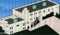 La future mosquée de Brive-la-Gaillarde, un projet de 6 millions d'euros
