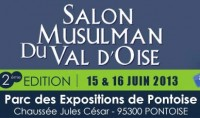 2e édition du Salmon Musulman du Val d'Oise