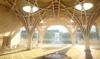 Magnifique vidéo de la mosquée écologique de Cambridge