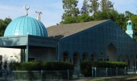 Le centre islamique du campus universitaire Davis