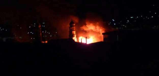 incendie-mosquee-birmanie