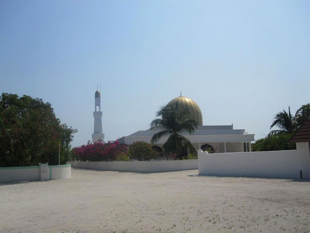 mosquee-maldive