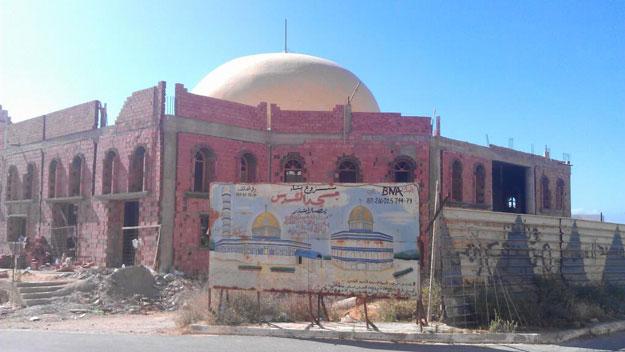 Une mosquée de Mostaghanem en Algérie
